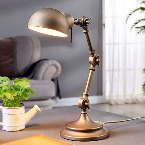 Ellisen desk lamp in bronze-9620985-32