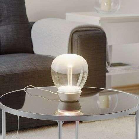 Empatia designer LED desk lamp, 16 cm