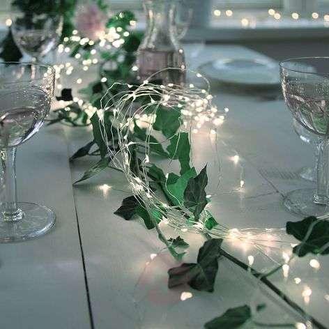 Enchanting 360-bulb LED string lights Copper Wire-1522780-33