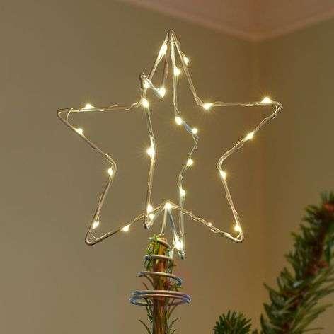 Enchanting LED decorative light Christmas Top