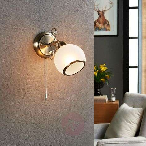 Enchanting wall lamp Corentin