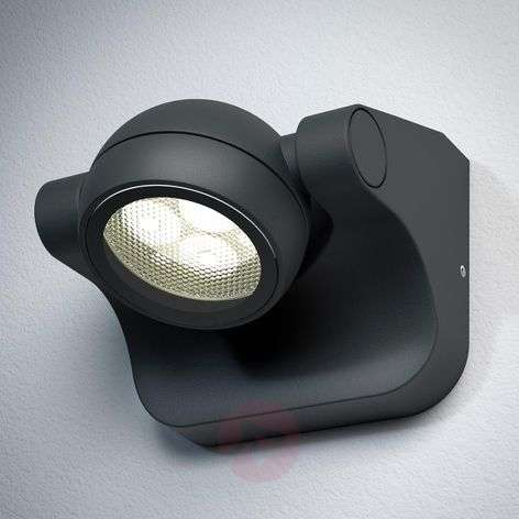 Endura Style Hemisphere LED outdoor wall spotlight