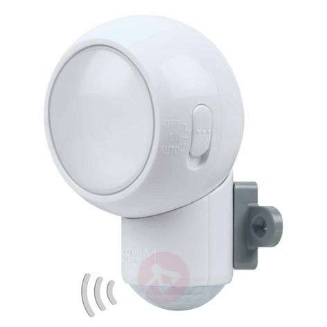Energy-efficient LED multifunction lamp Spylux