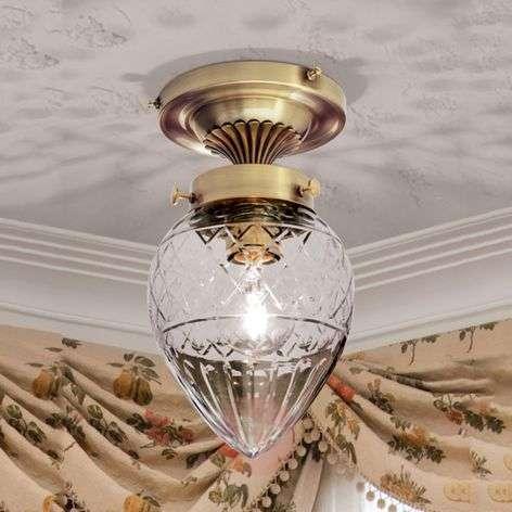 Enna Ceiling Light Small Single Bulb
