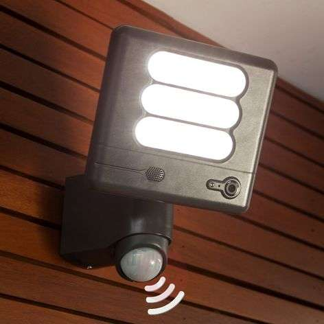 Esa Cam LED wall light with security camera-3006506-32
