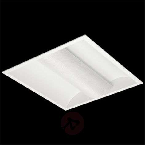 Eve recessed ceiling light, soft light 2 x 36 W