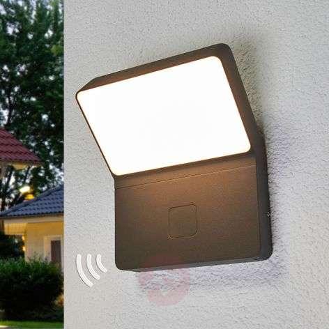 Evelin - LED outdoor wall light with sensor