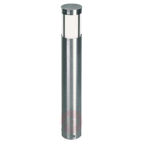 Excellent bollard light Primo, stainless steel