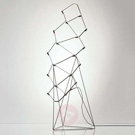 Exceptional designer LED floor lamp Nothing