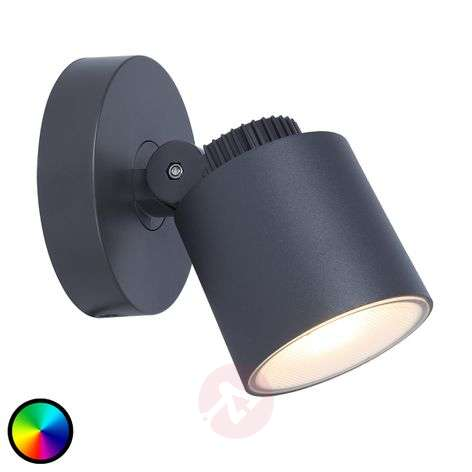 Explorer WiZ LED outdoor spotlight