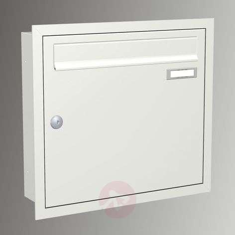 Express Box Up 110 flush-mounted letterbox white-5540031-31