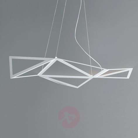 Exquisite LED pendant light Starlight in white-5501122-31
