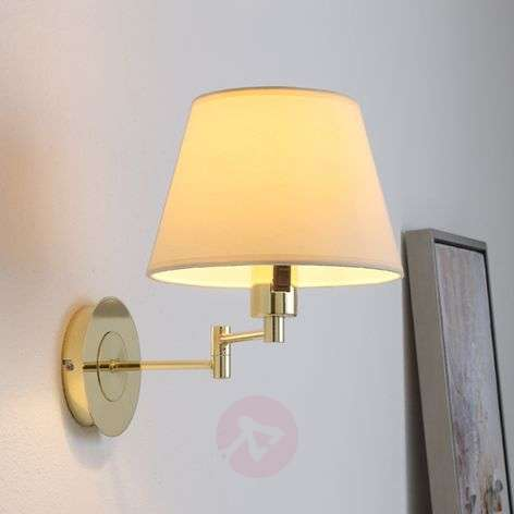 Extendable Pola wall light