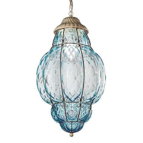 Extravagant Classic hanging light for outdoors