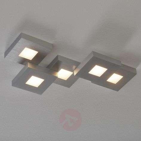 Extravagant LED ceiling lamp Cubus