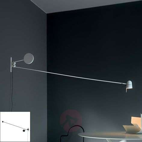 Extravagant LED wall light Counterbalance