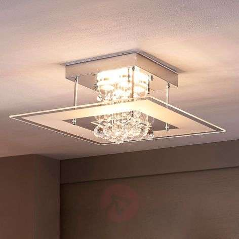 Extravagant Lisandra LED ceiling light