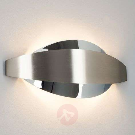 Extravagant metal wall light Lonna with G9 LEDs