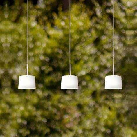 Extremely slim pendant light MESA