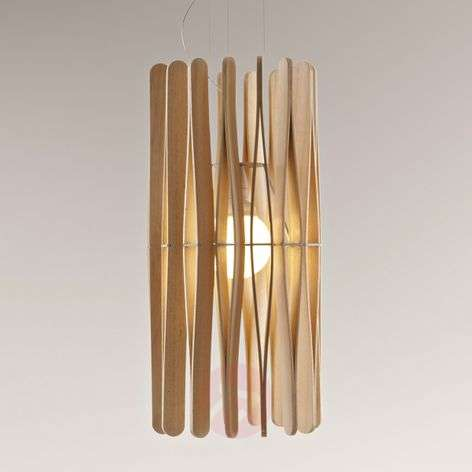 Fabbian Stick hanging light, cylindrical