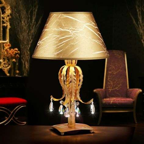 Fabiana - table light with noble appearance