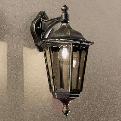 Fabio Outside Wall Light Lantern-Shaped Hanging