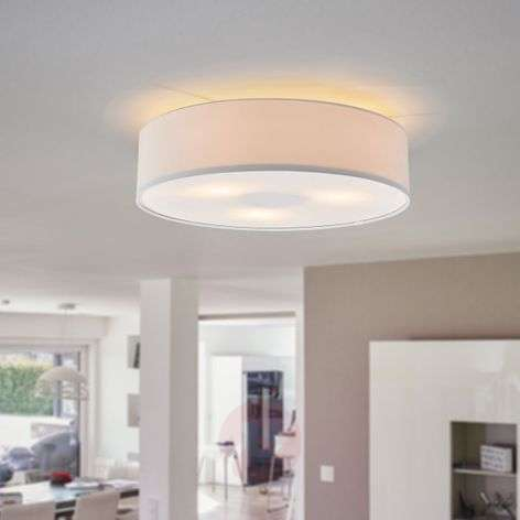 Fabric-covered ceiling light Risa-9004557-34