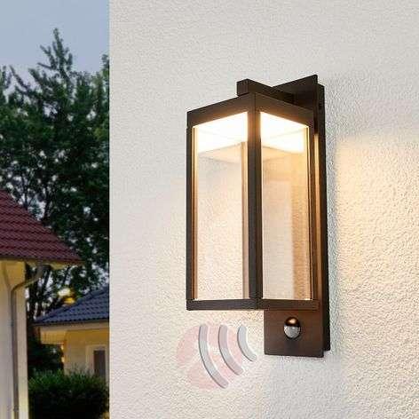 Ferdinand motion sensor outdoor wall lamp, LED-9619150-33
