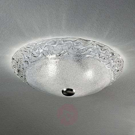 Finnja Ceiling Light with Beautiful Icy Look