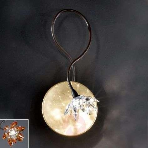 Fiorella wall light, one-bulb