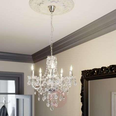 Five-bulb chandelier Merida-9621171-32