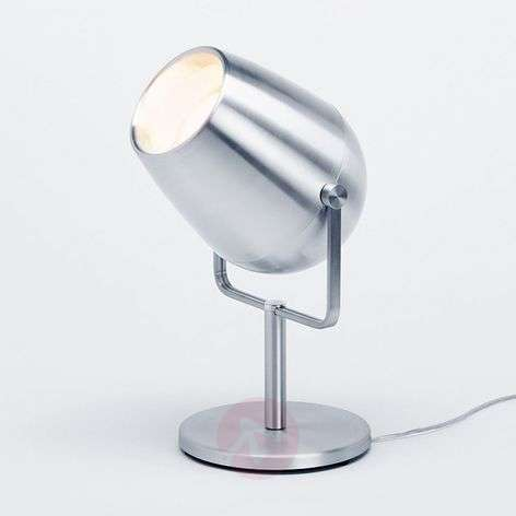 Flexible LED design table lamp Pan Am with dimmer