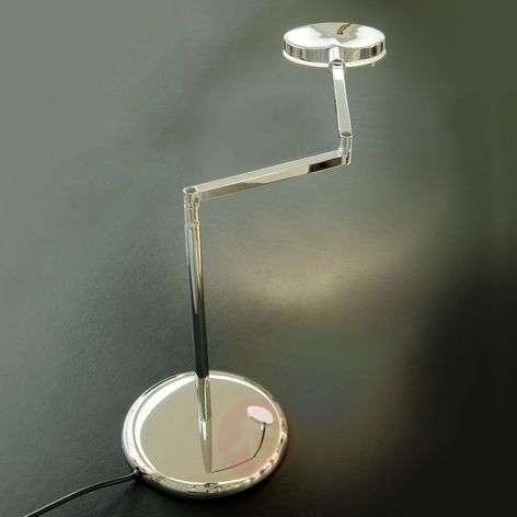 Flexible LED desk lamp 3-LED