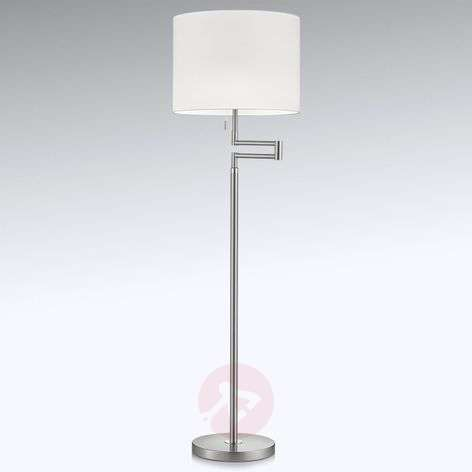 Flexible LED floor lamp Lilian, dimmable