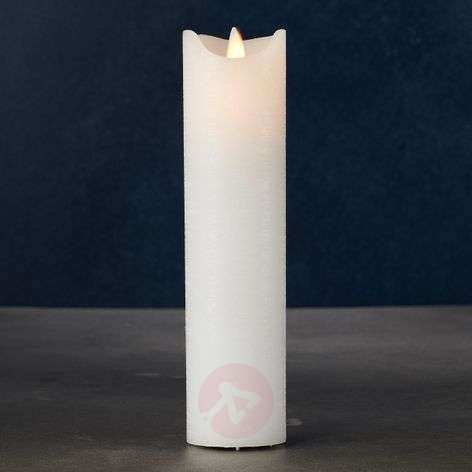 Flickering LED candle Sara Exclusive Ø 5 cm