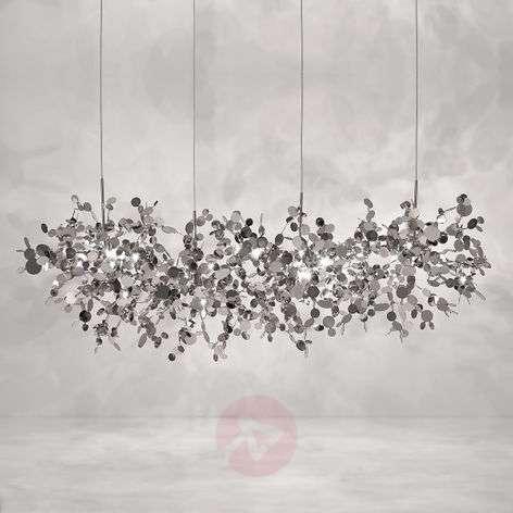 Floating Argent hanging light 125 cm