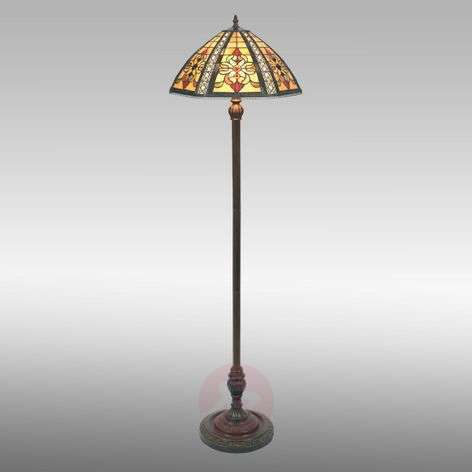Floor lamp Despina, Tiffany style-1032146-32