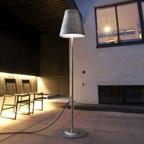 Floor lamp Fuse with ground stake IP44