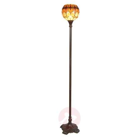 Floor lamp Niley in the Tiffany style
