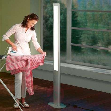 Floor lamp WellFit - light therapy appropriate