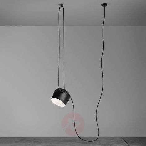 FLOS Design AIM LED Pendant Lamp, Black