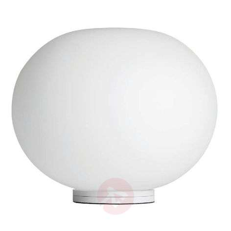FLOS Glo-Ball Basic Zero - white table lamp