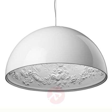 FLOS Skygarden 2 hanging light, white
