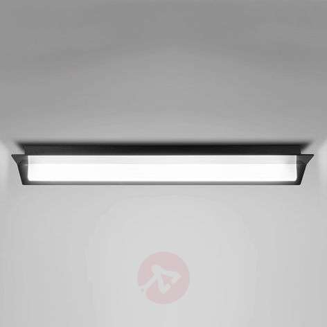 Flurry_S LED ceiling light in black