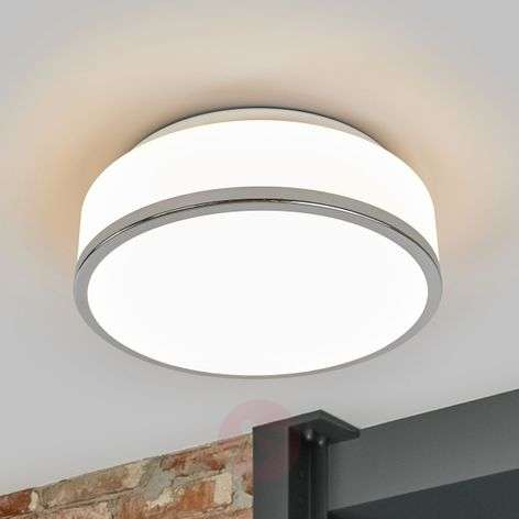 Flush - sleek IP44 ceiling light