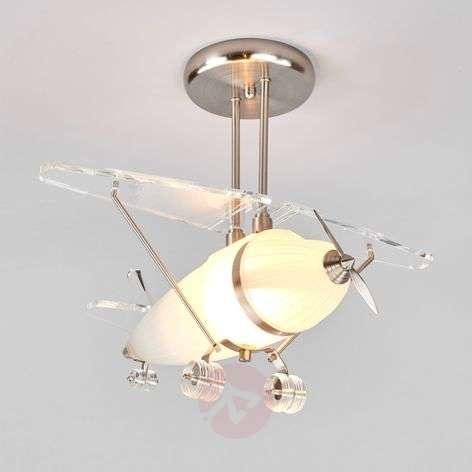 FLYA aeroplane-shaped decorative ceiling light-8570182-33