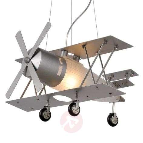Focker hanging light in an aeroplane design-6054790-31