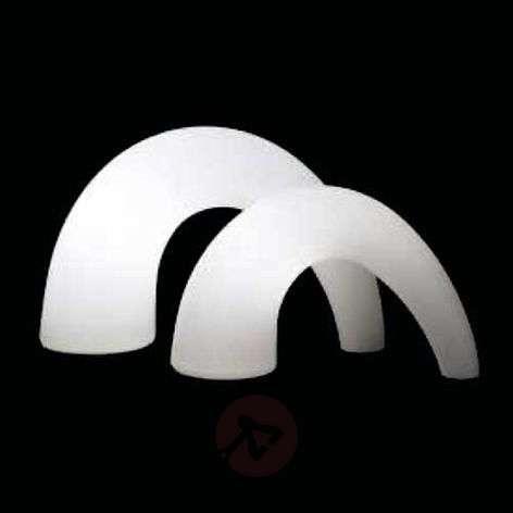Fontana Arte designer table lamp THOR