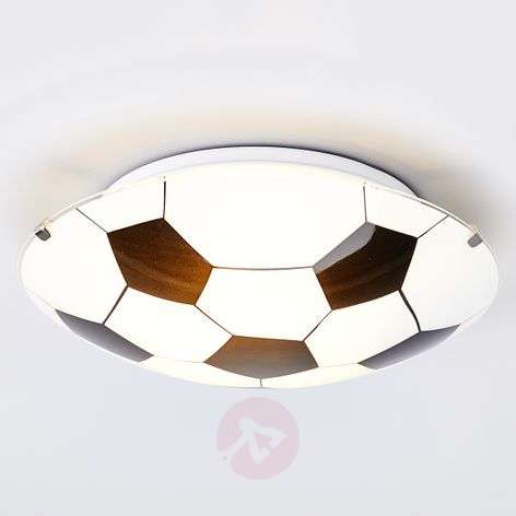 Football Black/White Ceiling Lamp-9625002-33
