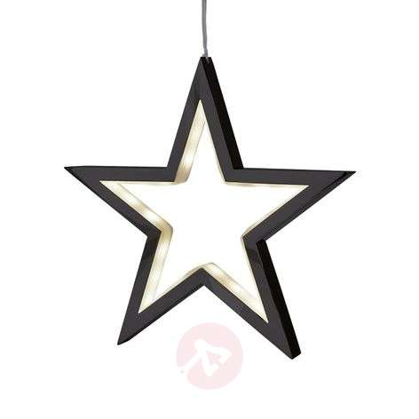 For hanging - decorative star Lucy